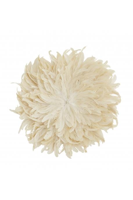 Grand juju hat beige D: 60 cm