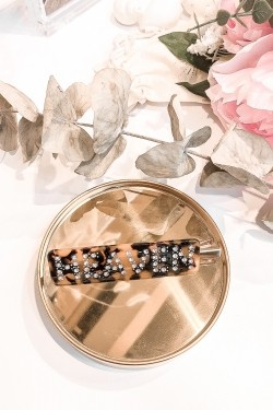 Barrette Heaven MARRON