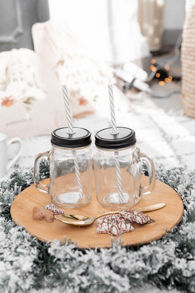 Jar NOIRE 10x10x13,5 cm - 1