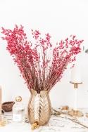 Bouquet de fleurs séchées Briza Maxima Rose 100 gr - 1