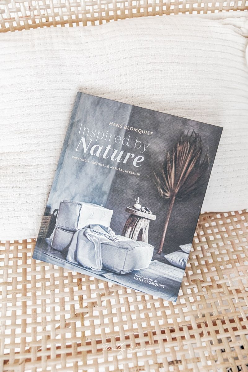 Livre Inspired by Nature