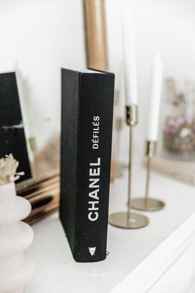Livre Chanel Catwalk - 1