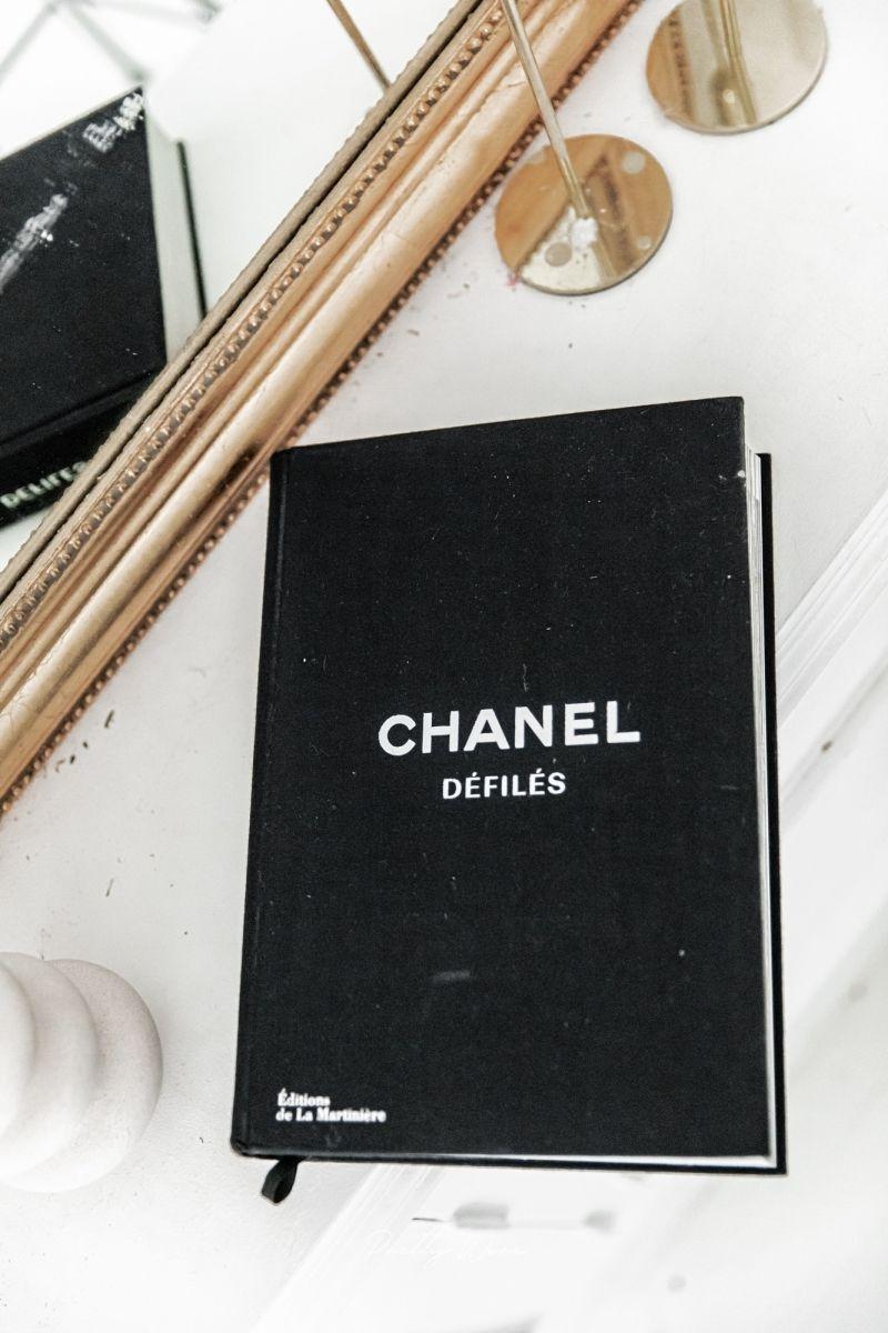 Livre Chanel Catwalk