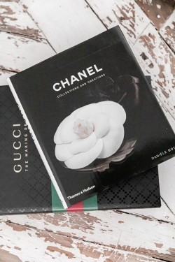 Livre Chanel Collections and Creations