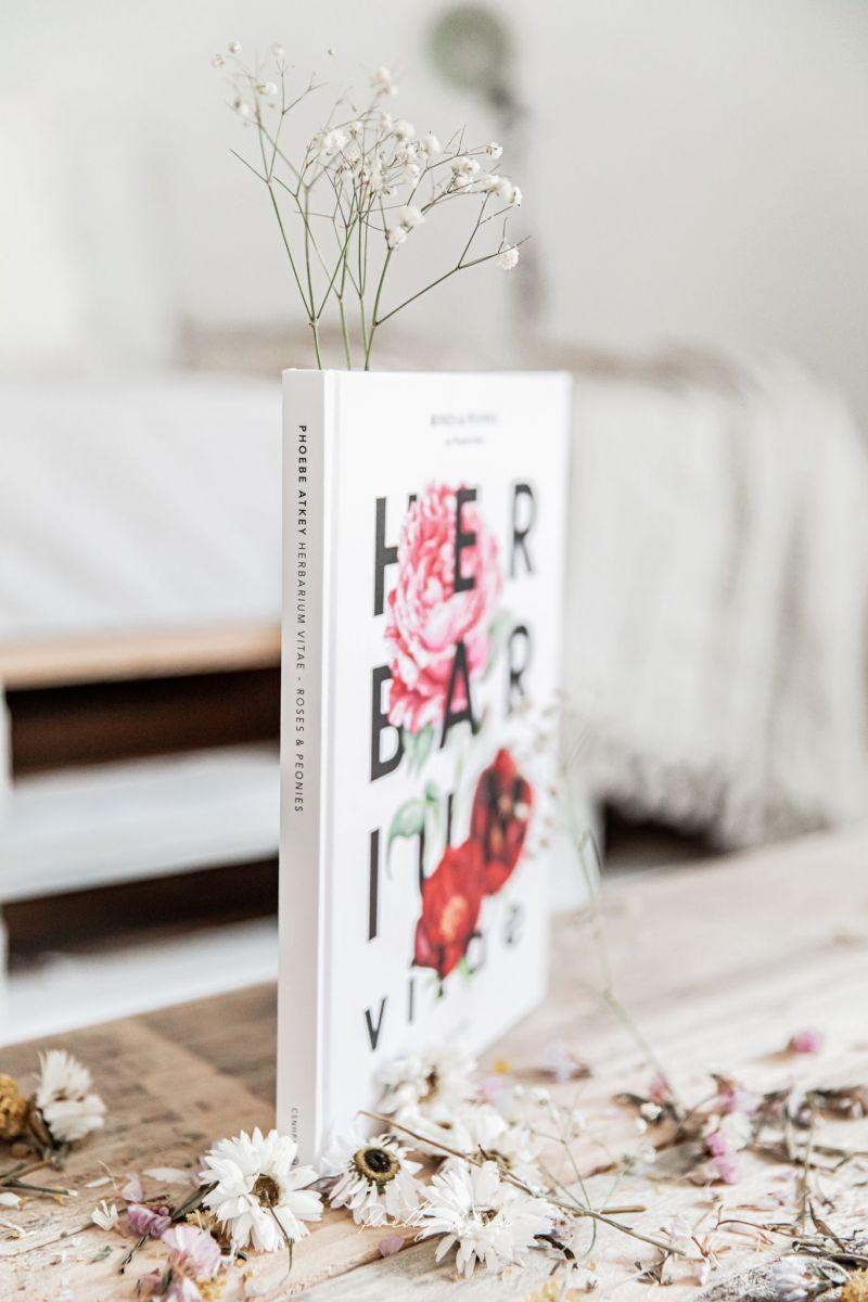 Livre Herbarium Vitae