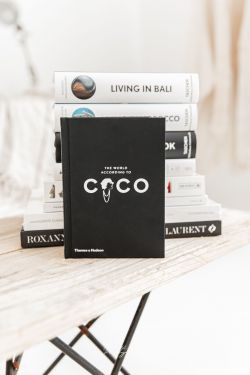 Livre The World According to Coco