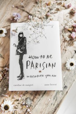 Livre How to be Parisian