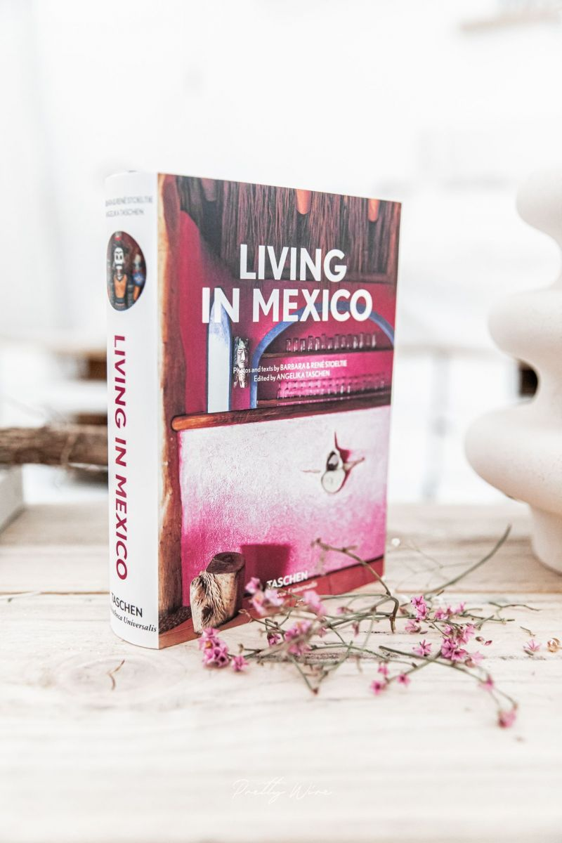 Livre Living in Mexico