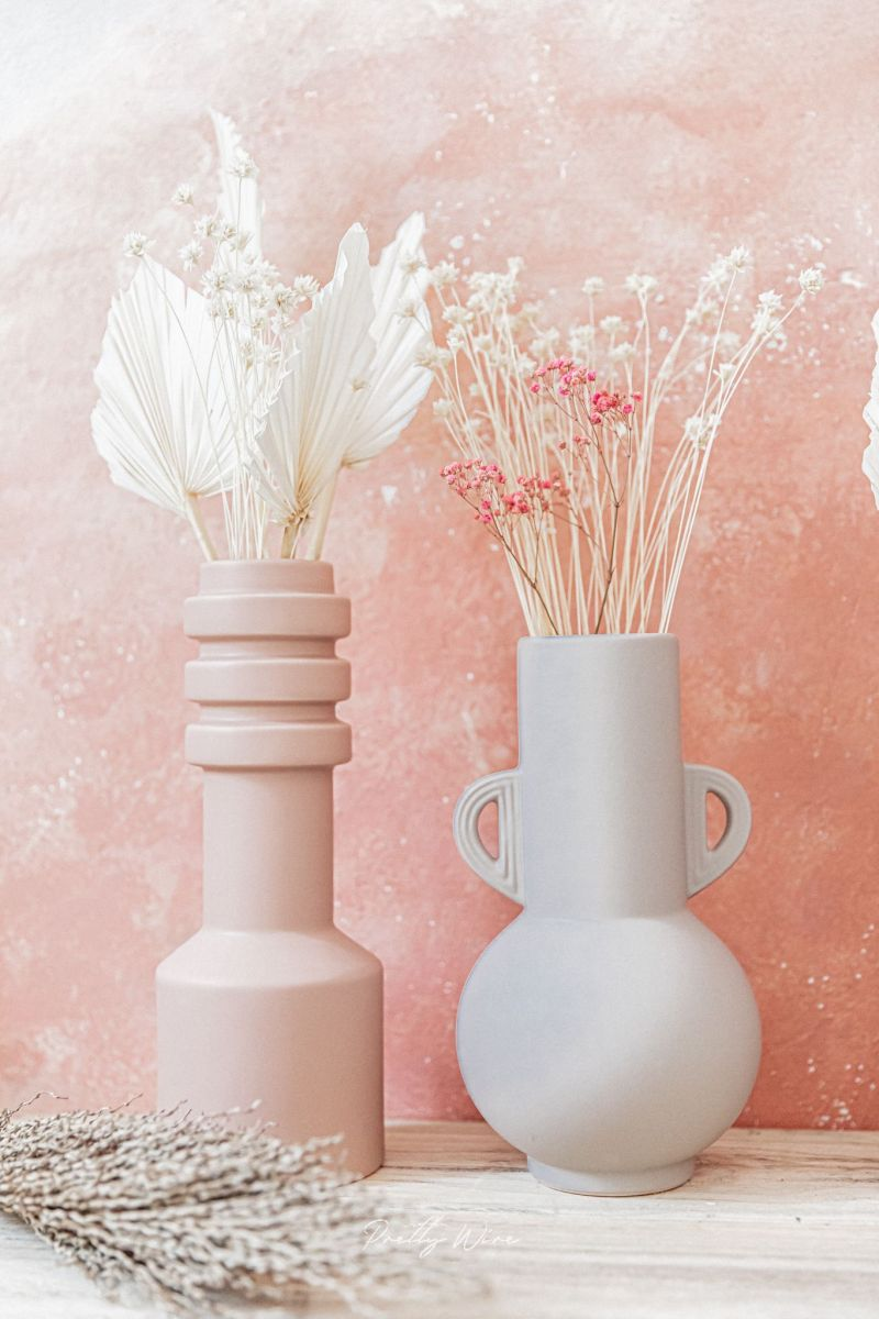 DAM nude - Vase Céramique D11xH31cm