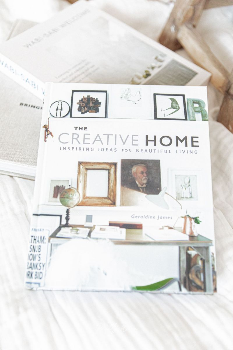 Livre The Creative Home
