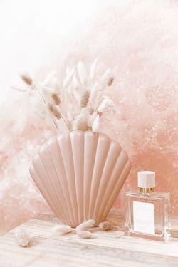 COQUILLAGE Nude - Vase en céramique