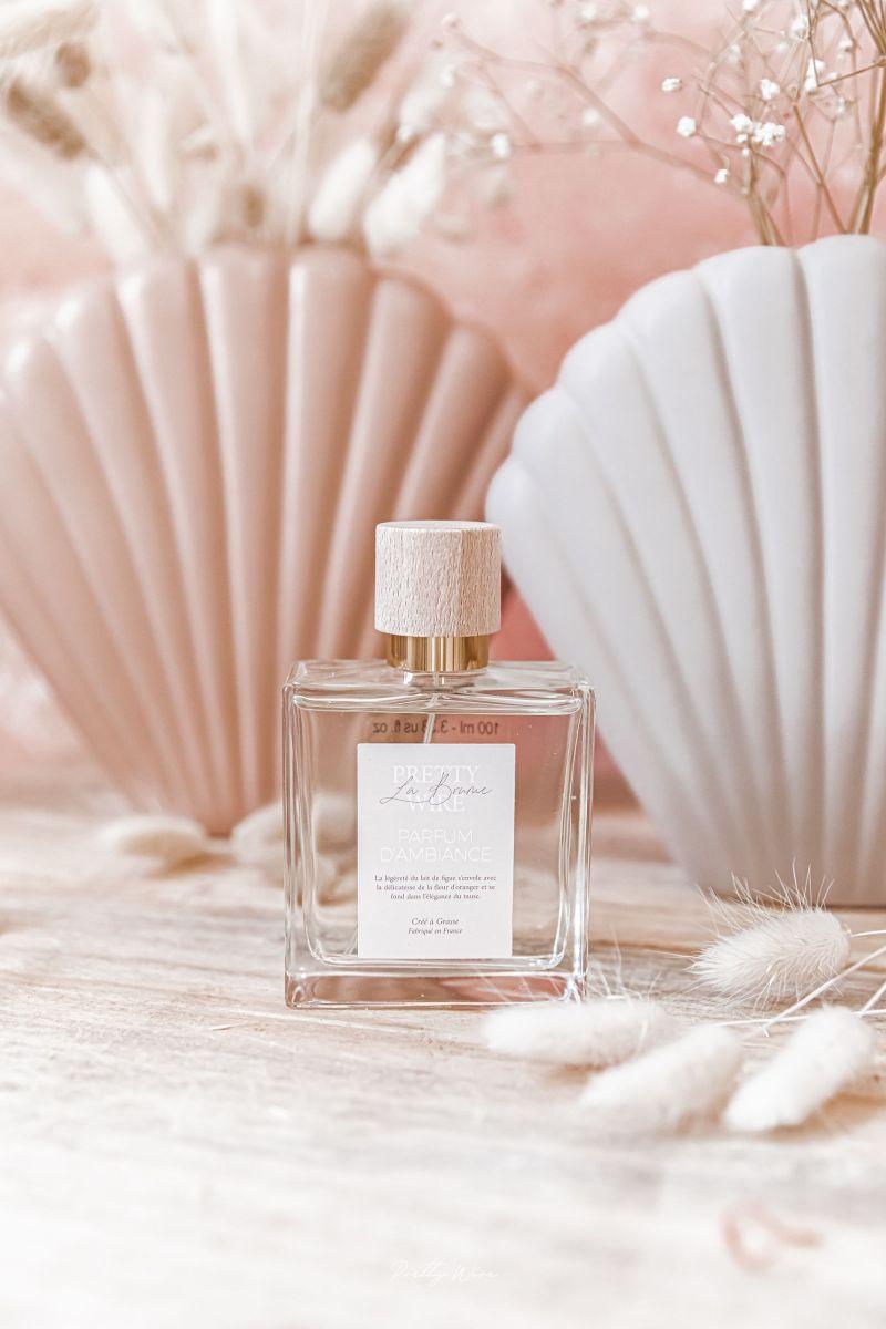 LA BRUME par Pretty Wire - Parfum d'ambiance 100ML