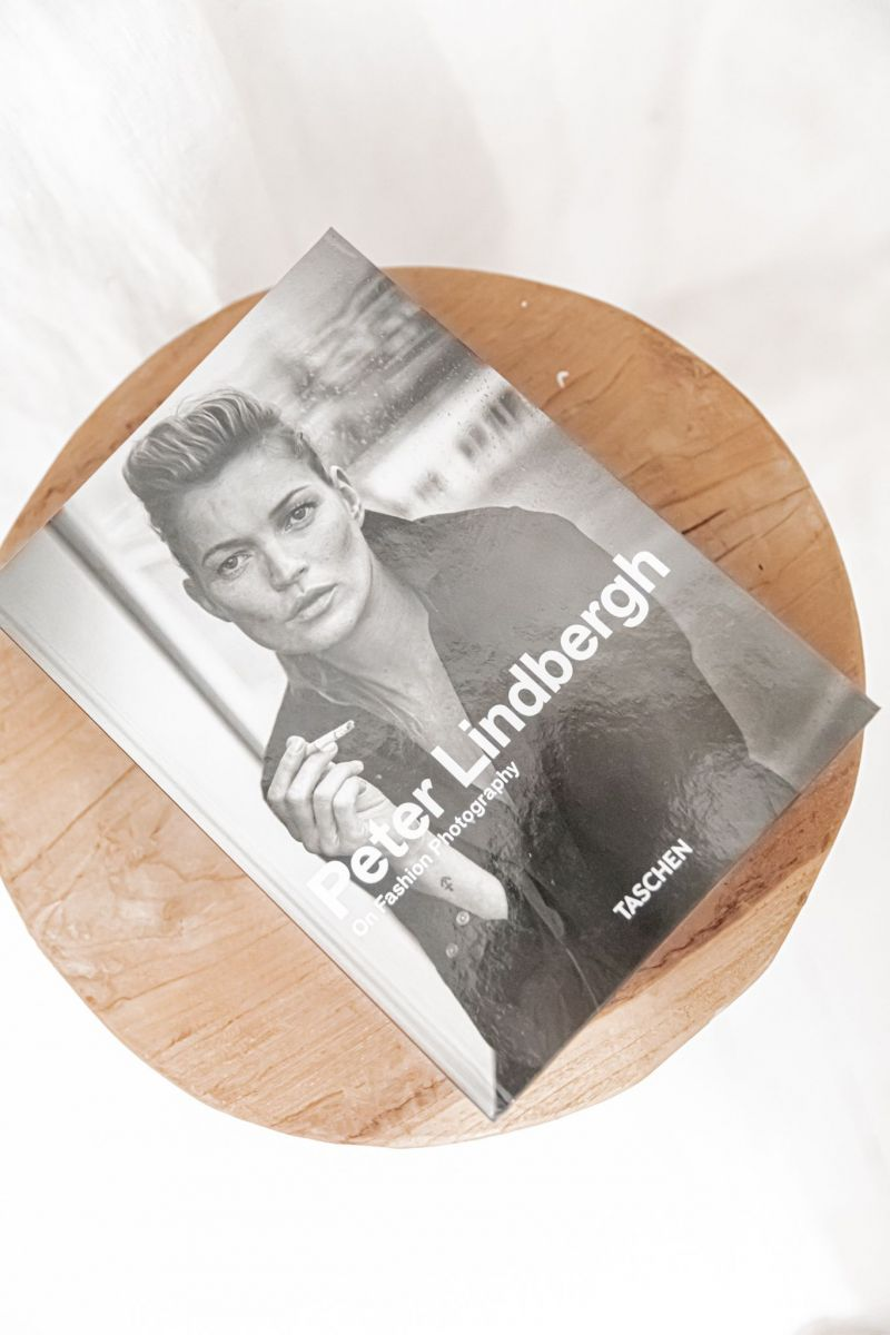 Livre Peter Lindbergh - Fashion Photography