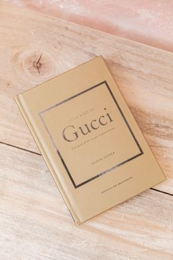 Livre Little Book of Gucci