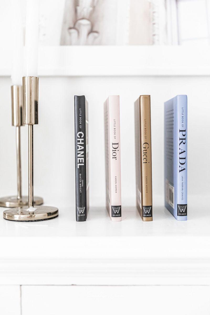 LITTLE GUIDE TO STYLE - Coffret Livres de Luxe