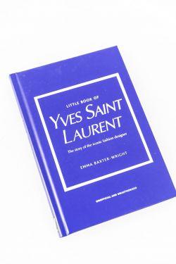 Livre Little Book of Yves Saint Laurent