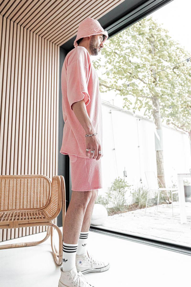 [Satis] Blush - T-Shirt Eponge