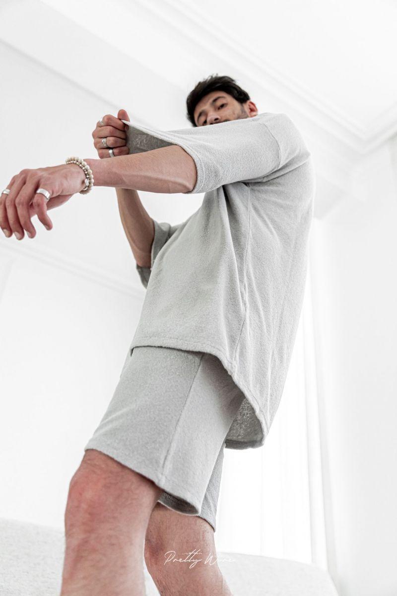 [Satis] Grigio - T-Shirt Eponge