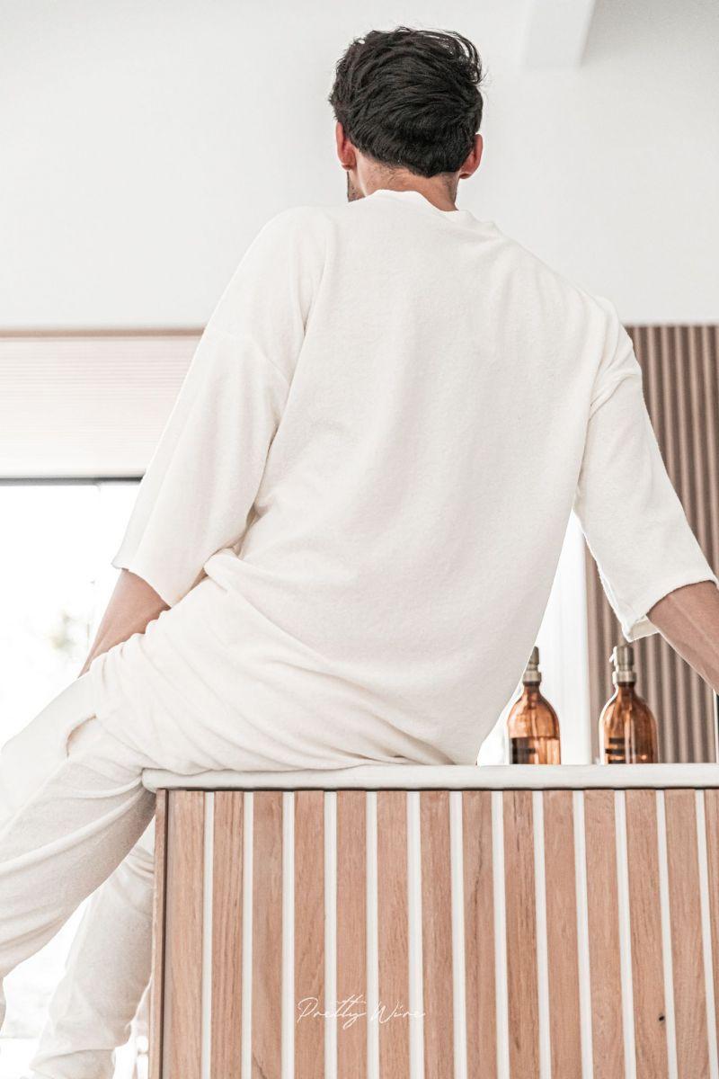 [Satis] Milk - T-Shirt Eponge