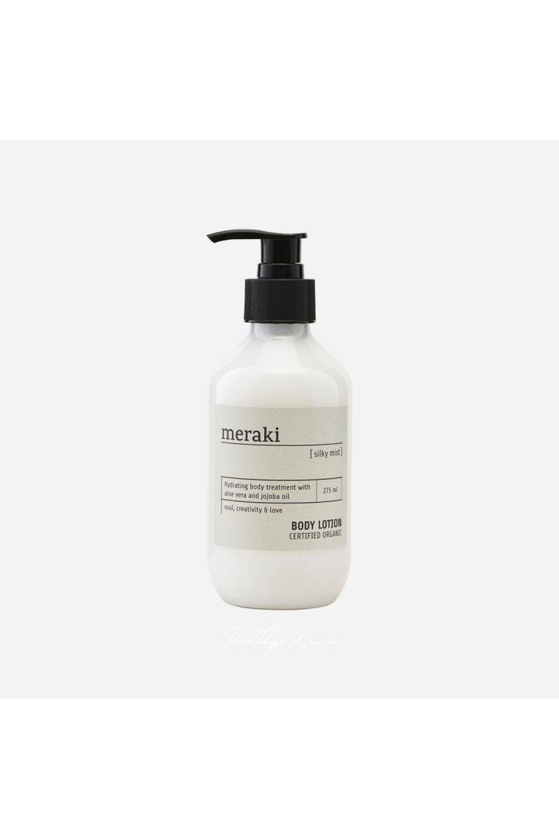 Crème pour le corps- Silky Mist - Meraki