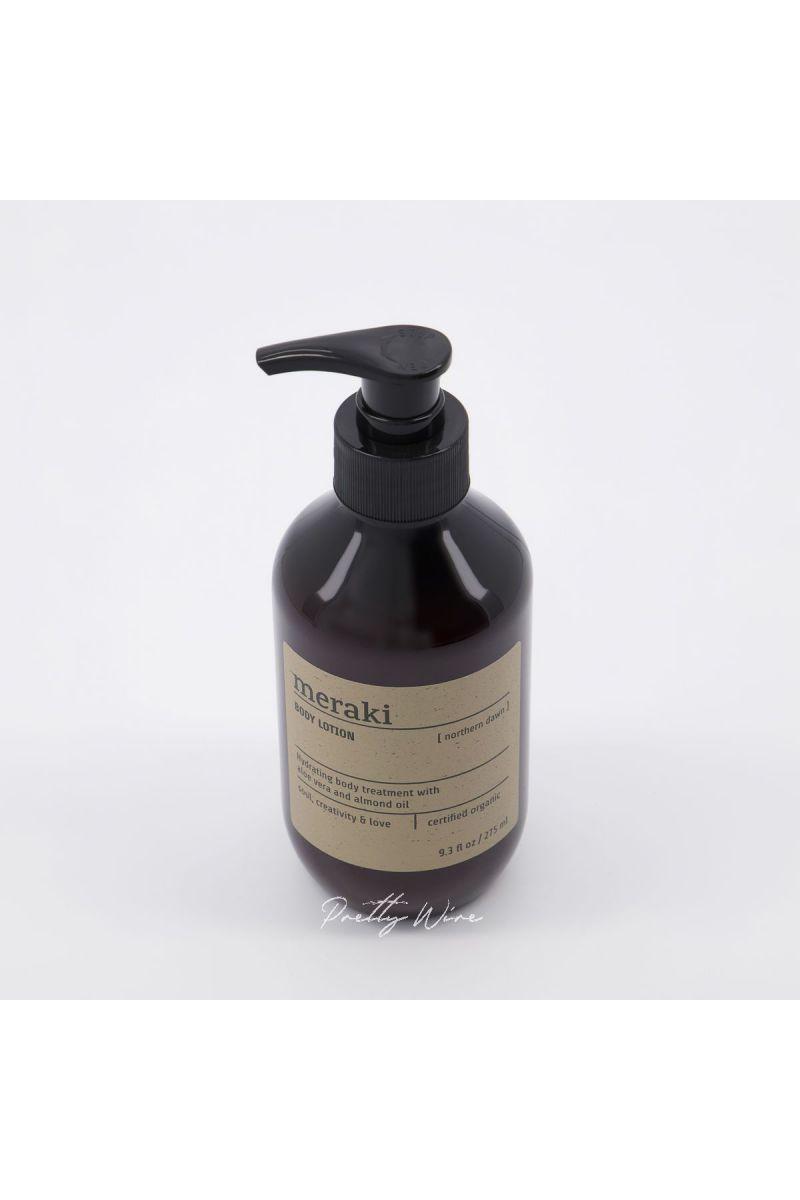 Crème pour le corps 275 ml- Northern dawn - Meraki