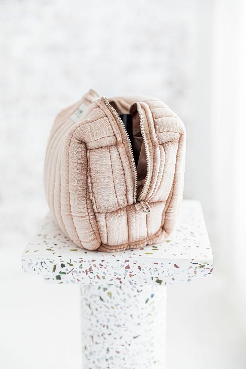 THYA Sable - Trousse en gaze de coton