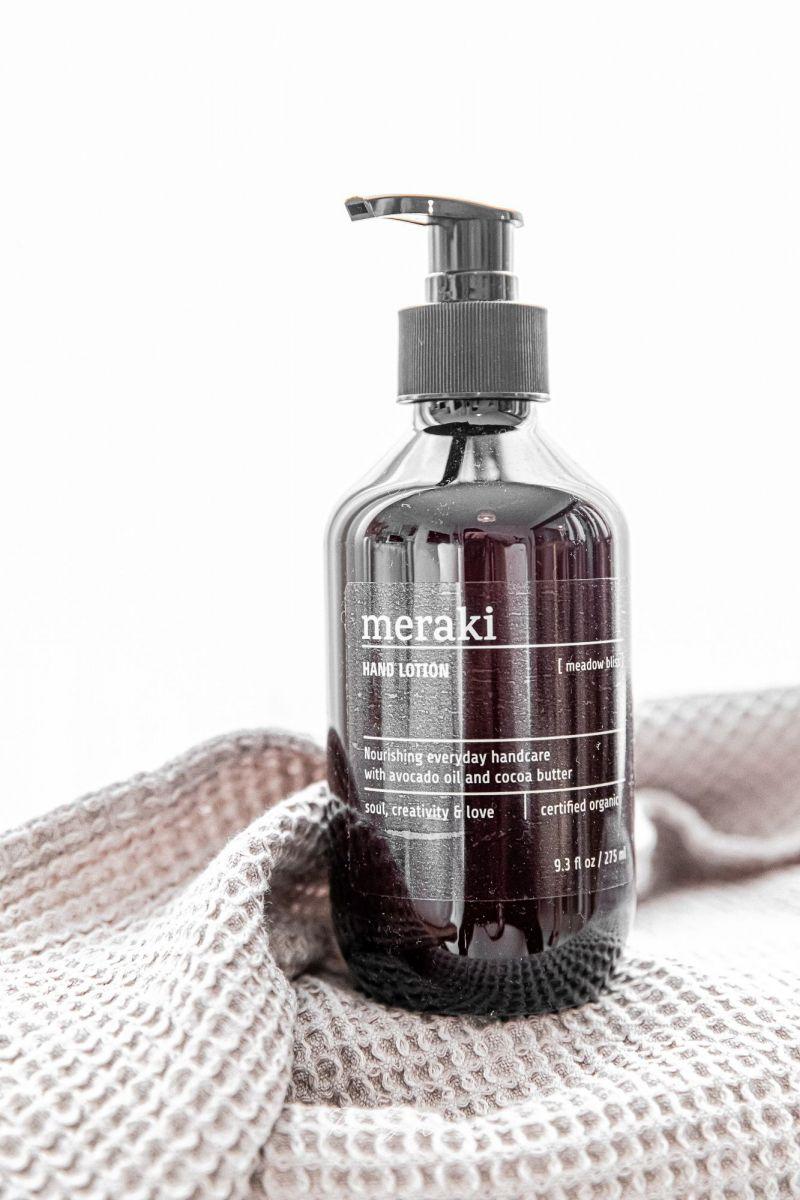 Lotion pour les mains, Meadow bliss - Meraki