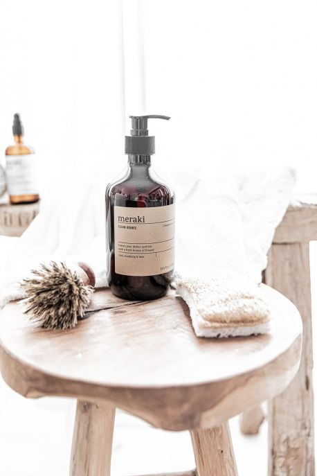 Liquide Vaisselle - Blossom Breeze - 490 ml - Meraki