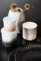 Photophore marbre porcelaine