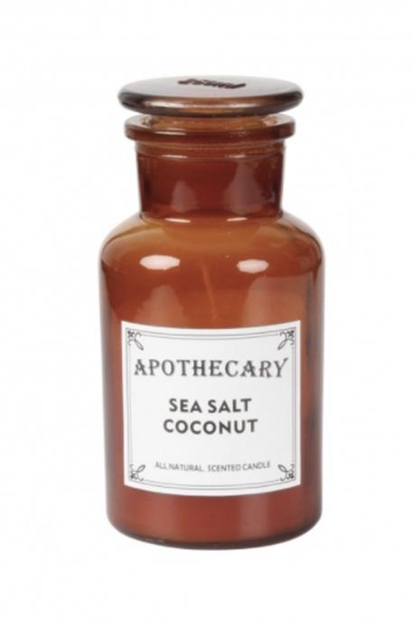 Grande bougie VINTAGE - Parfum : Sea, salt & coconut
